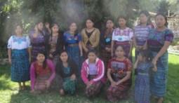 Beautiful Guatemalan Women
