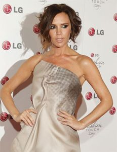 Victoria Beckham: The former Spice Girl and current fashion designer has shown her support for ethical fashion in an exclusive range for online store Net-A-Porter's Green Carpet Capsule Collection.