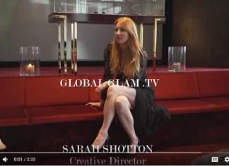 Sarah Shotton, Creative Director of Agent Provocateur