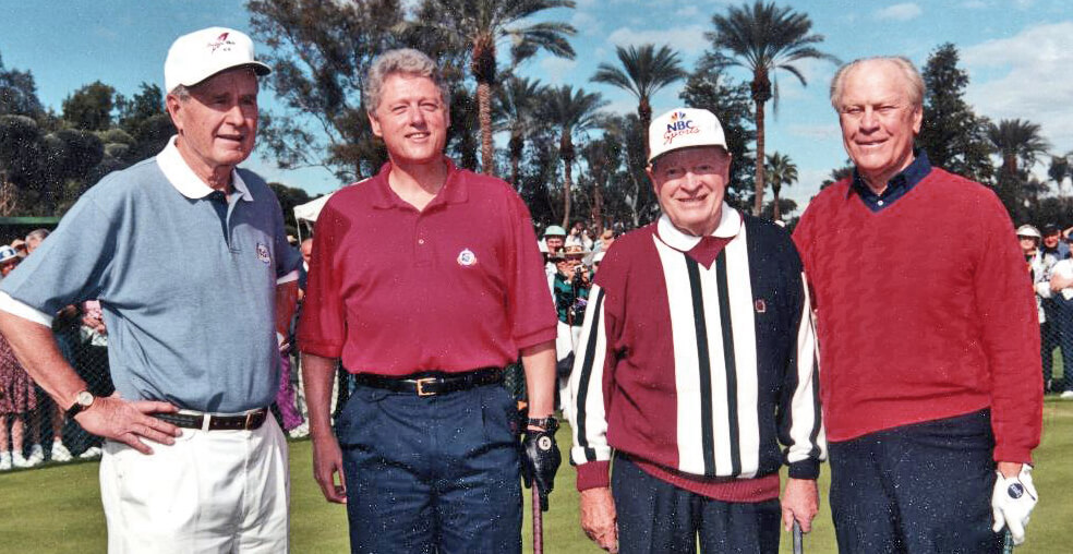 Rich Past And Different Present For Desert Classic
