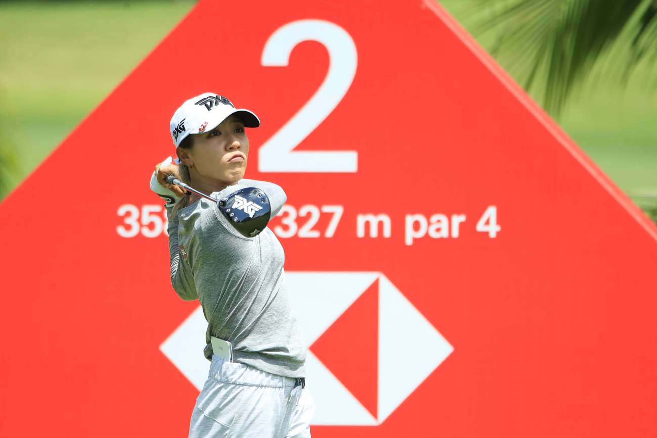 Lydia Ko Weighs In On Saudi Aspirations