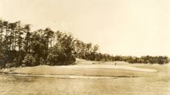 Augusta's 15th hole was treacherous from the beginning.