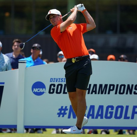 Match Play A Perfect Format For NCAA