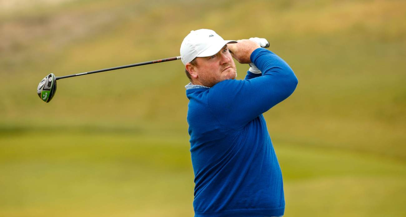 Ex-Lineman Showcases Skills At Bandon Dunes