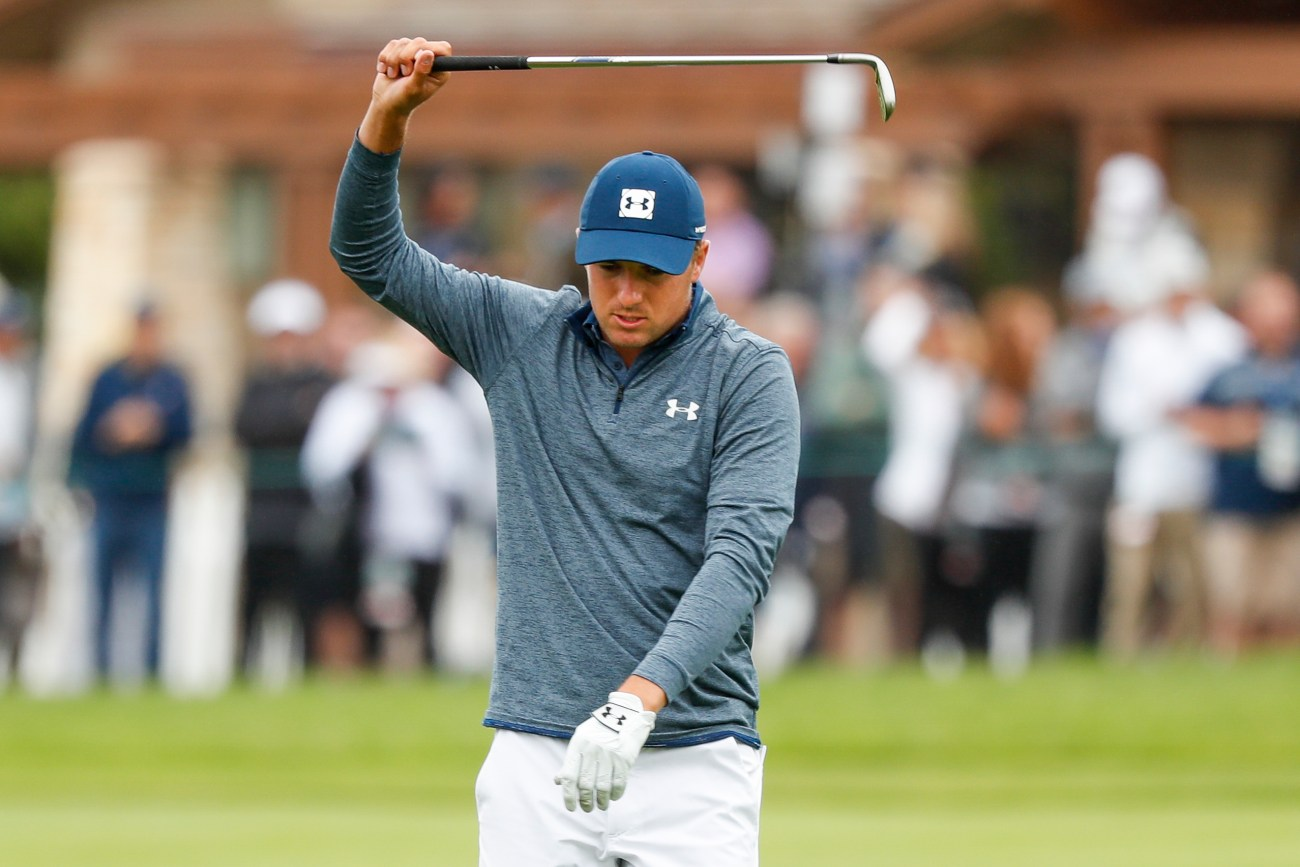 Spieth's Unconventional Route To Contention