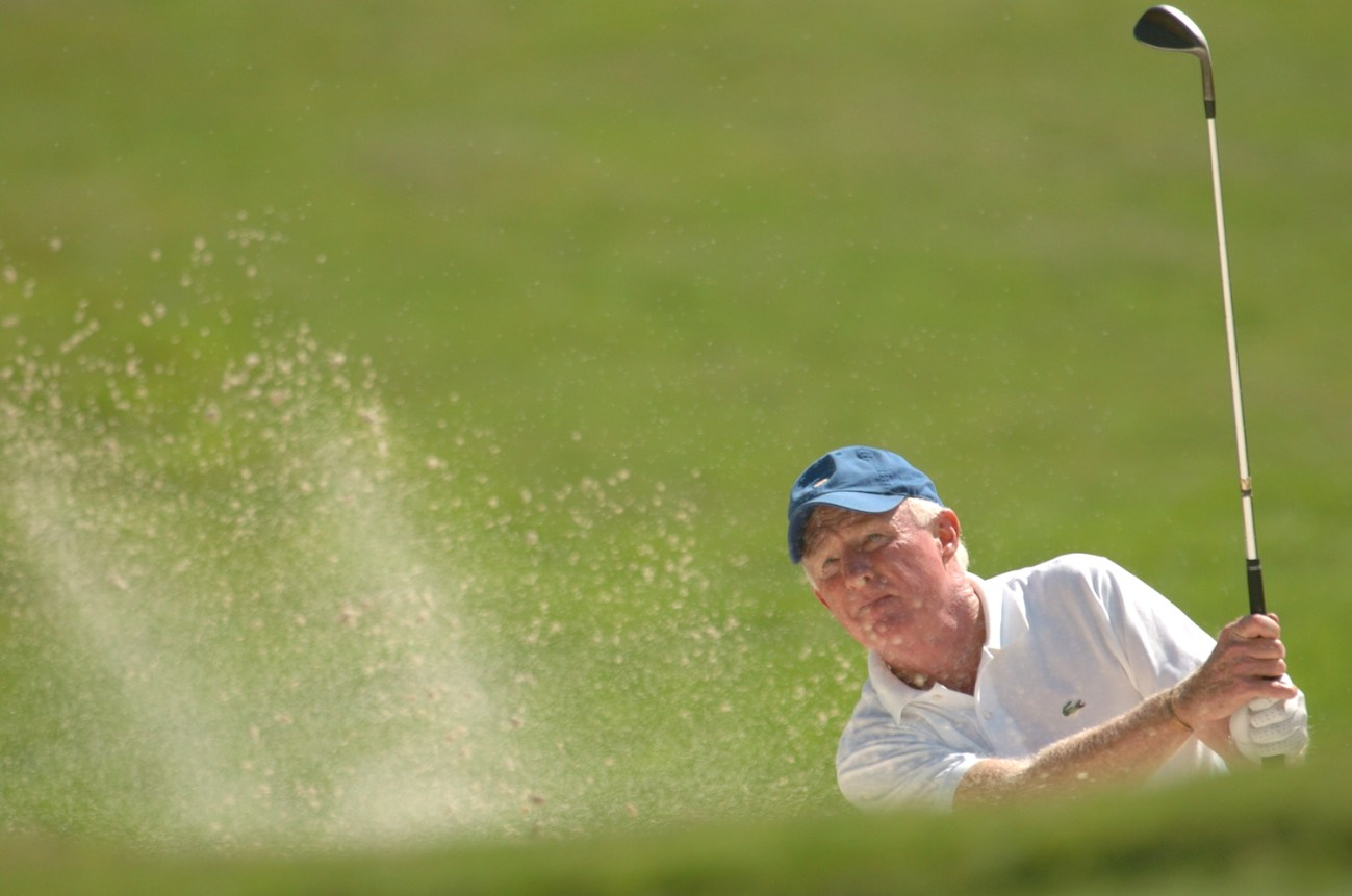 Vinny Giles, 76, Happily Retires From Competition