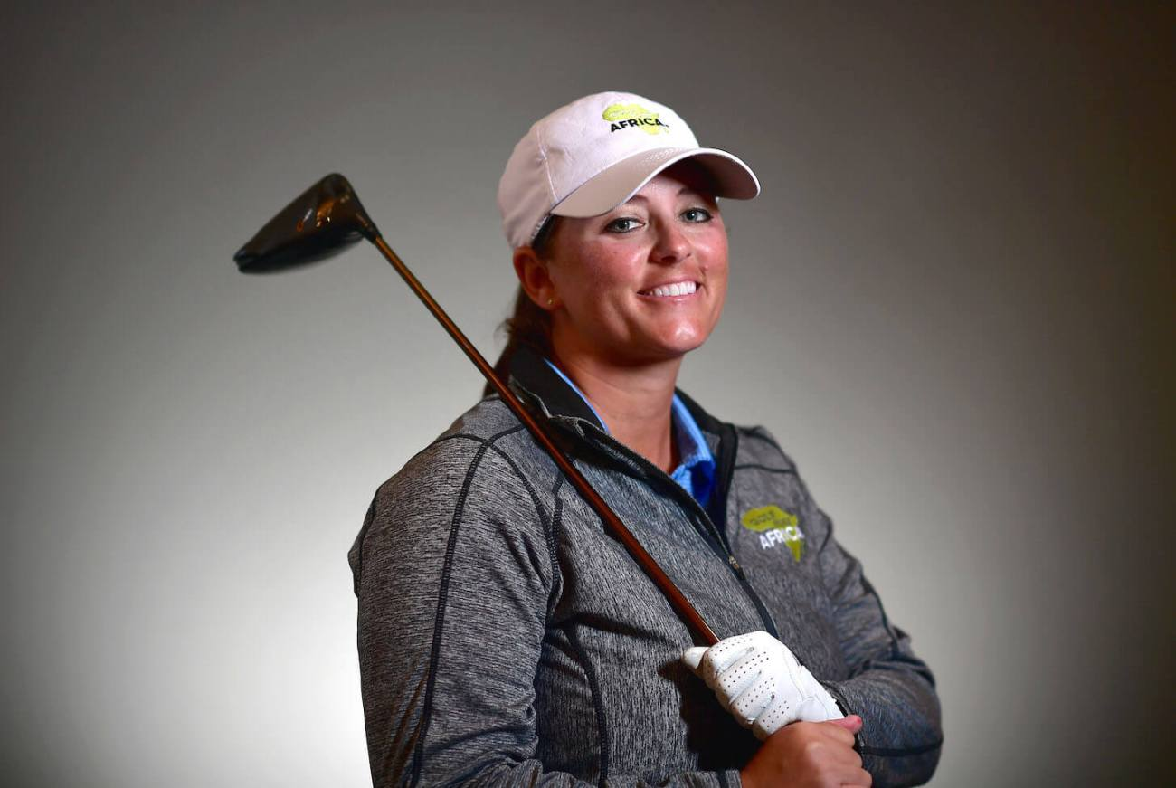 Kendall Dye Proves Her Cred At The Home Of Golf