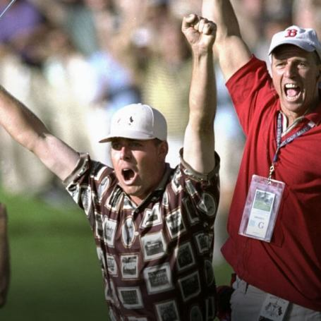Remembering A Ryder Cup Rumble
