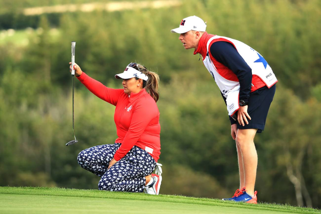 Pace Of Play A Big Loser At Solheim Cup