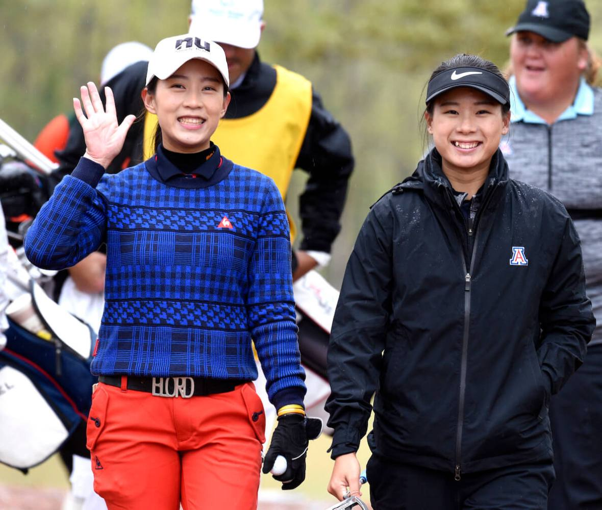 Arizona's Hou Siblings Could Be The LPGA's Next Sister Act