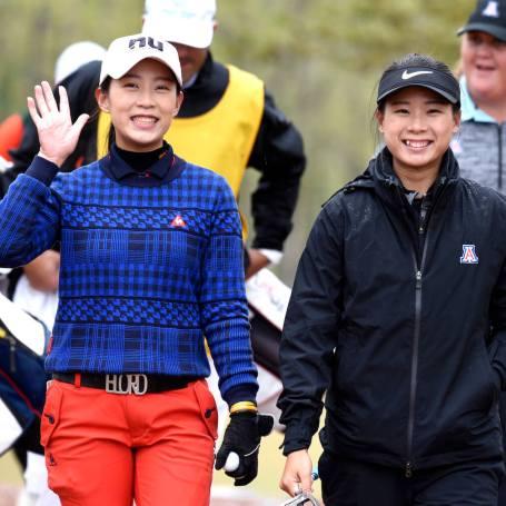 Arizona's Hou Siblings Could Be The LPGA's Next Sister Act