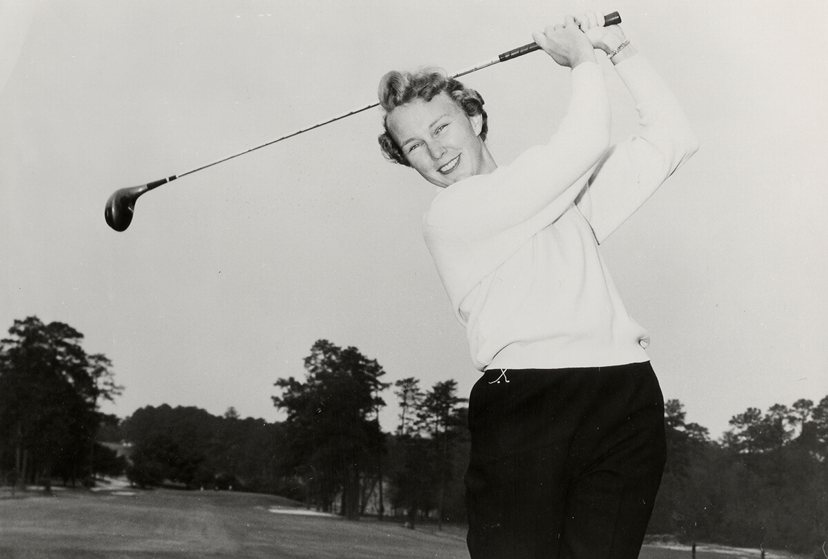 Mickey Wright 1935 2020 Global Golf Post