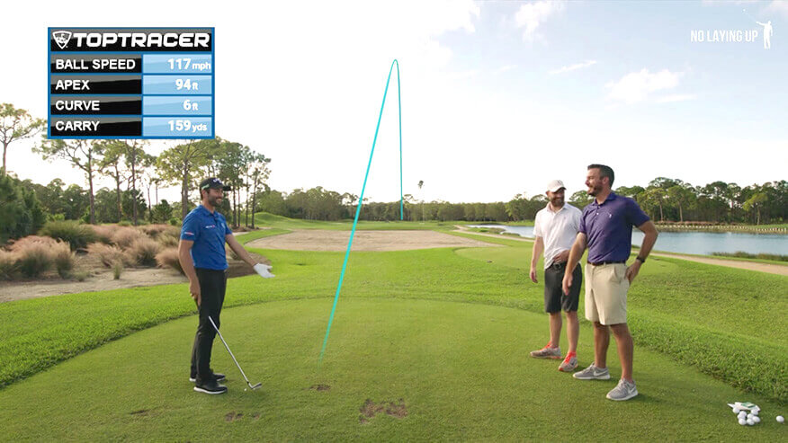 Toptracer Tracking A Trajectory For The Future