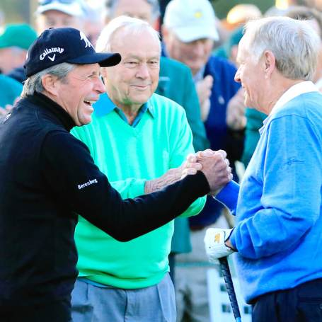 Remembering Past Opening Days At The Masters