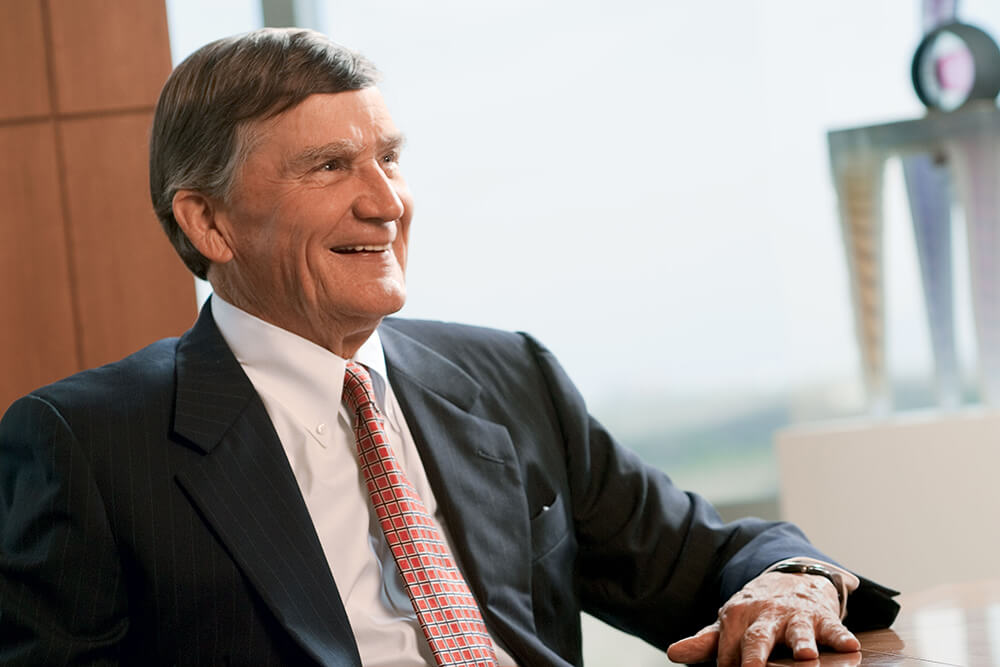 The Legacy Of Tom Cousins
