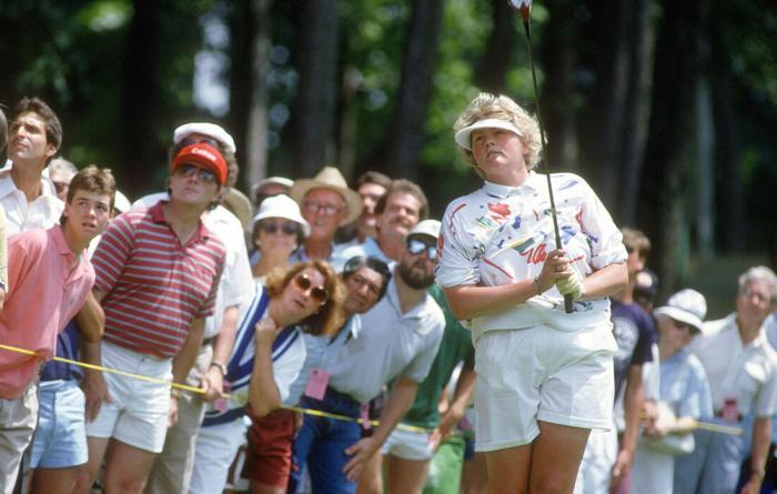 Laura Davies at 1987 U.S. Women's Open Laura Davies