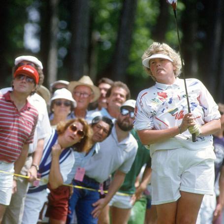 Davies' 1987 U.S. Women's Open Victory A Breakthrough Triumph