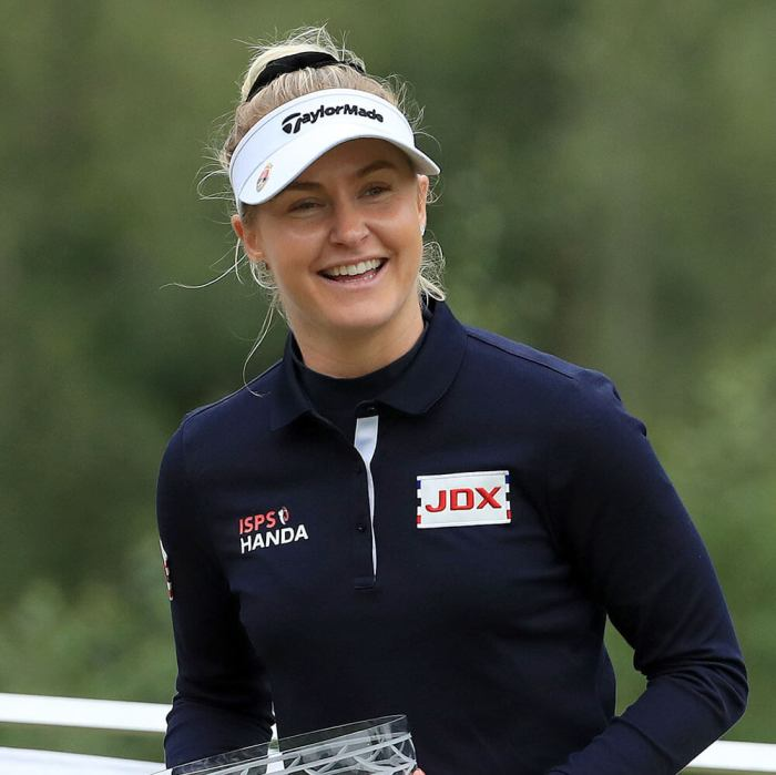 Charley Hull, Kate Rose