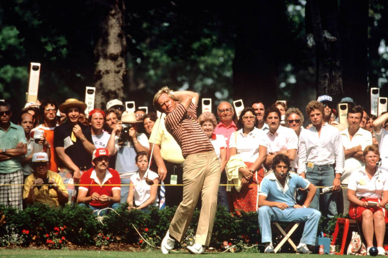 When Jack Came Back: The 1980 U.S. Open