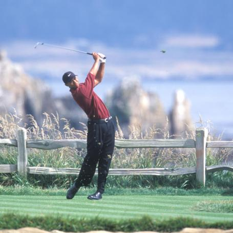 The Greatest Golf Ever Played: Tiger, Pebble, 2000