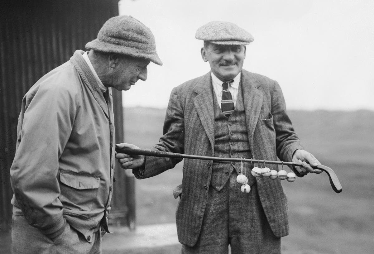 Normoyle's Origins Of The Golf Species
