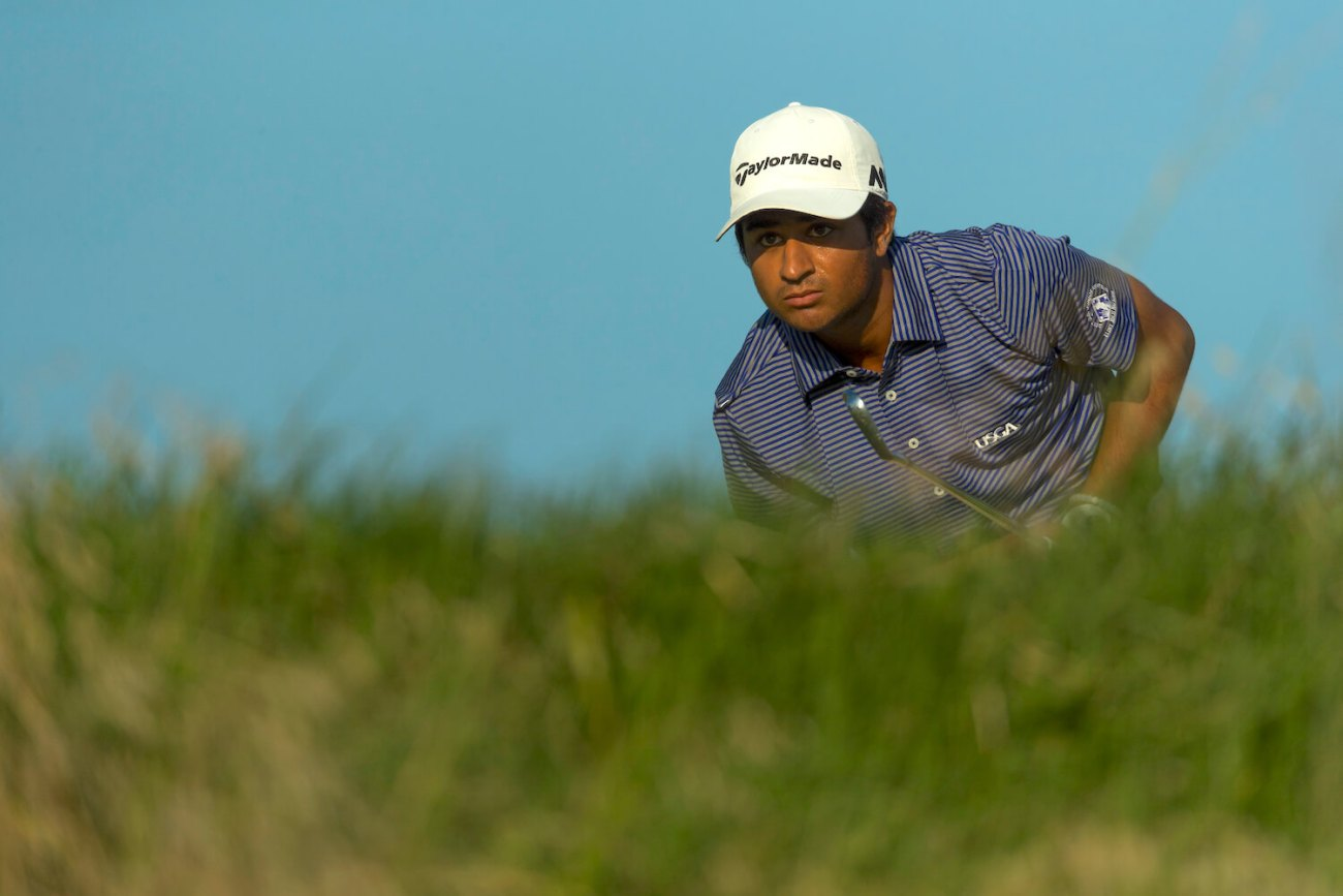 Aman Gupta Capitalizing On His Opportunity At U.S. Am