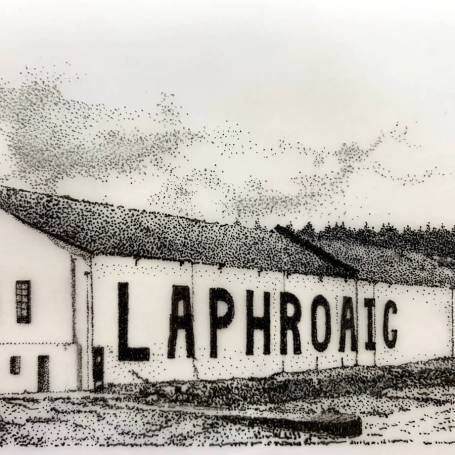 One of Islay's many distilleries