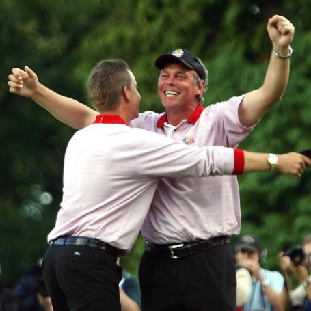 Irish Mist Filled Every Eye: The 2006 Ryder Cup