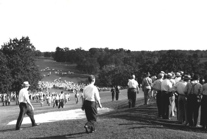 Swope Memorial Park, 1942
