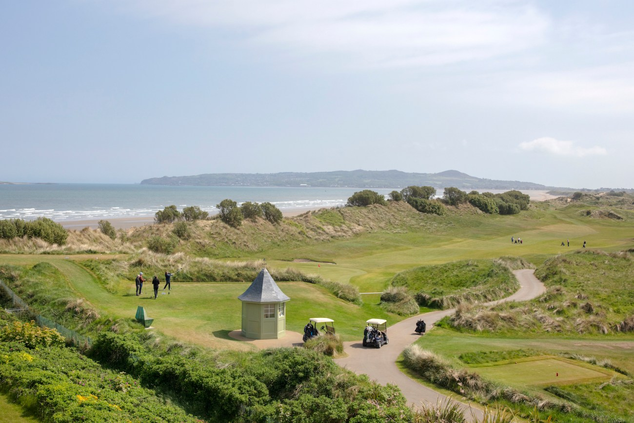Golf Shutdown Sets Off A Backlash In Ireland