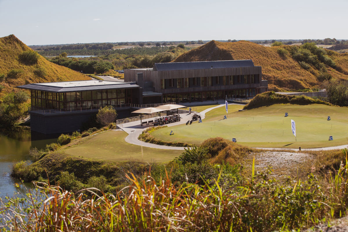 A Perfect Time For New Greens At Streamsong
