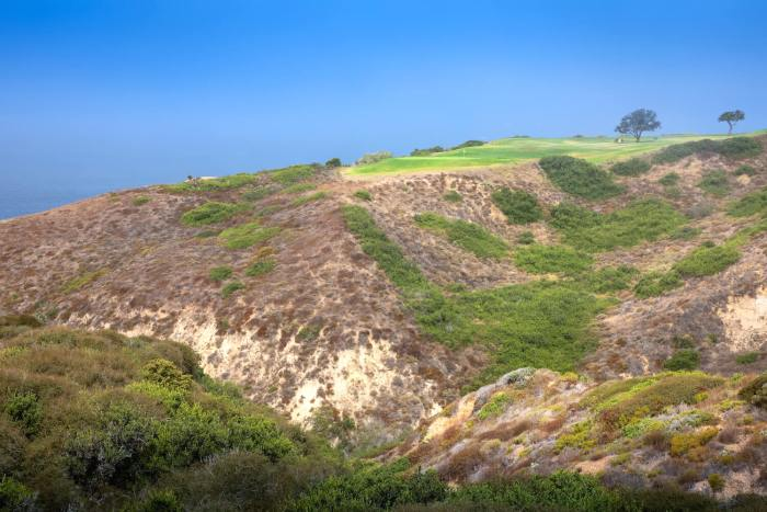 Torrey Pines South Course third hole