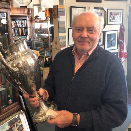 For Sale: The Old Curiosity Shop Of Golf