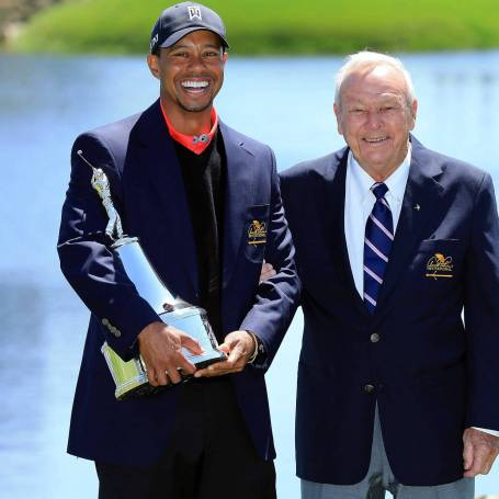 Bay Hill A Place To Thank Two Giants