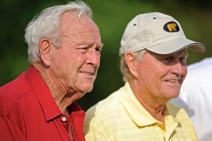 Arnold Palmer, Jack Nicklaus