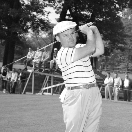 Golf's 'Silent King'