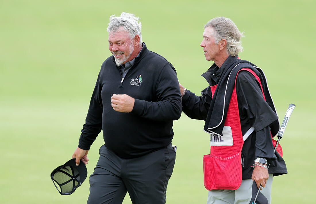 Clarke, Armour Both Have Deep Roots At Open