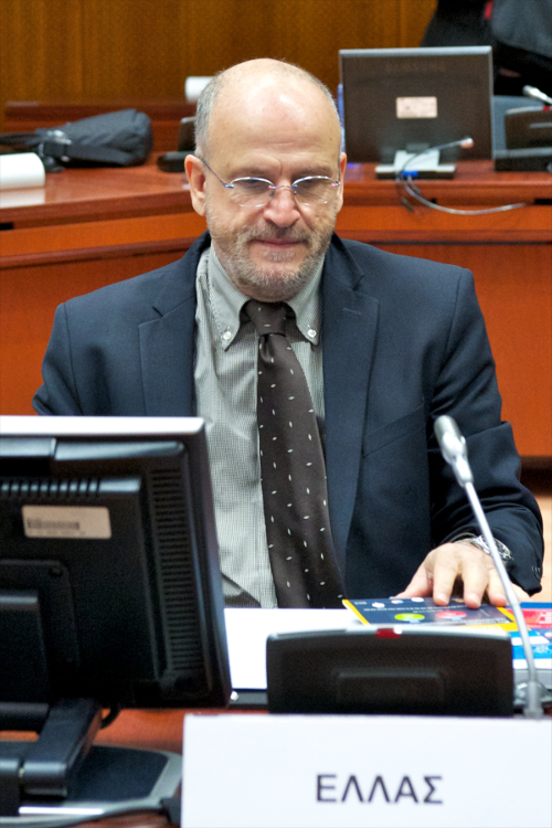 Thomas Maloutas, General Secretary of the Ministry of Research and Technology, Greece. Image: The European Union