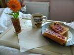 Breakfast in Bed Photo by JMorton