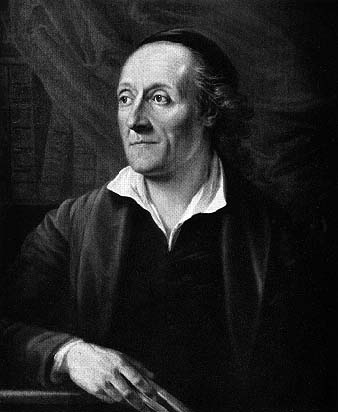 Lavater by - August Friedrich Oelenhainz (June 28, 1745 – November 5, 1804) was a German painter