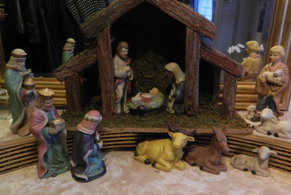 Mortons Nativity Set Photo by JMorton