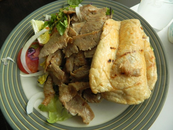 Doner Kebab, photo by JMorton