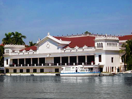 Malacañang Palace, the residence of the Philippine president