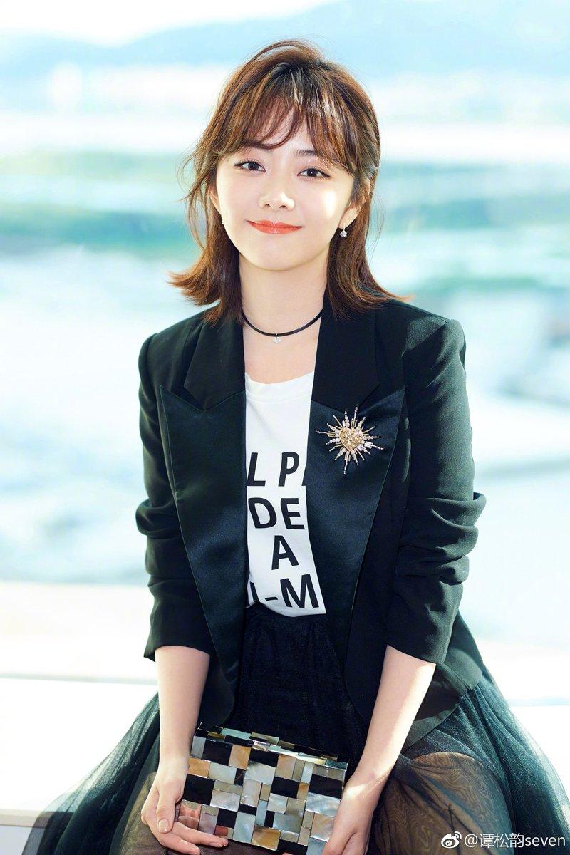 Tan Song Yun Chinese Actress ⋆ Global Granary