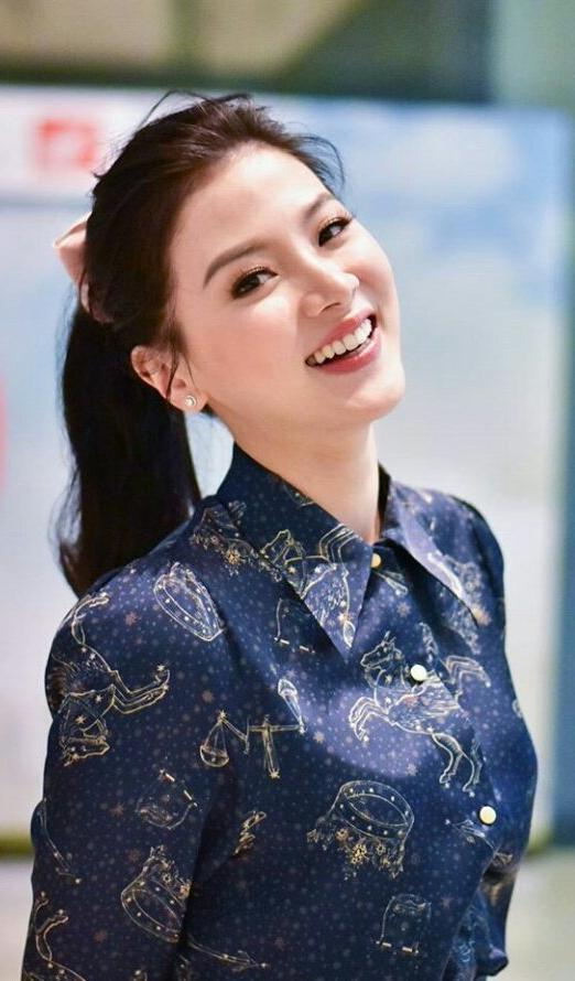 Baifern Pimchanok Luevisadpaibul (Thai Actress) ⋆ Global Granary