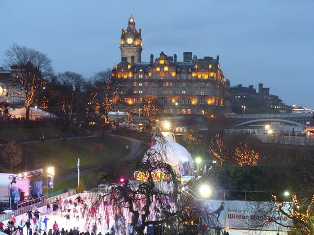 New Year's Eve in Edinburgh on GlobalGrasshopper.com