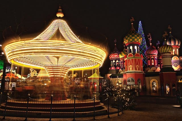 Tivoli Gardens Christmas