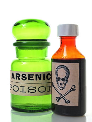 Sources of Arsenic You'd Never Expect