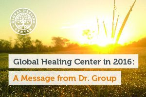 A gorgeous sunset. 2016 was an incredible year for Global Healing Center.