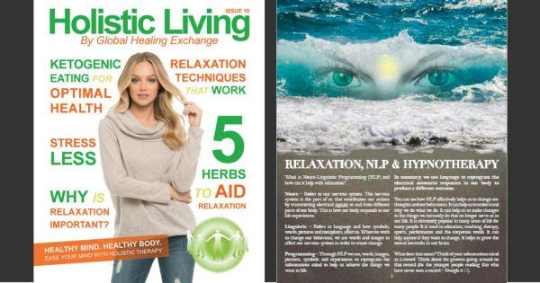 Holistic Living Magazine 10 - Relaxation